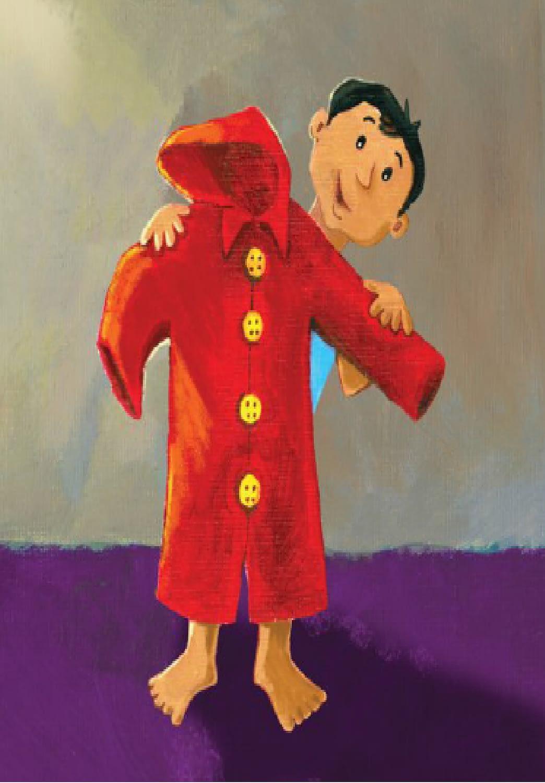 المعطف الأحمر