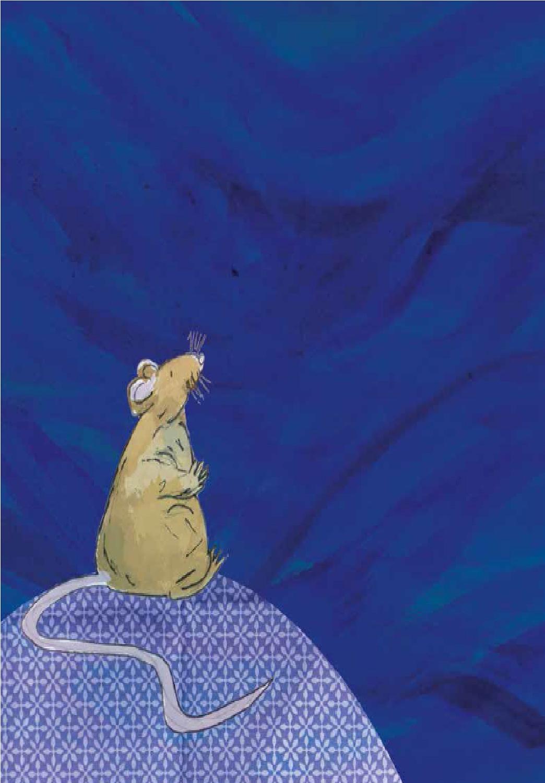 يوميات فأر مسكين